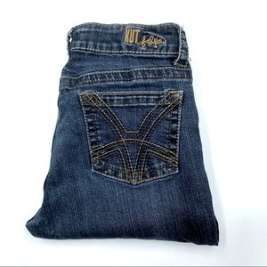 Kut from the Kloth Boot Cut Jeans, Size 6, EUC